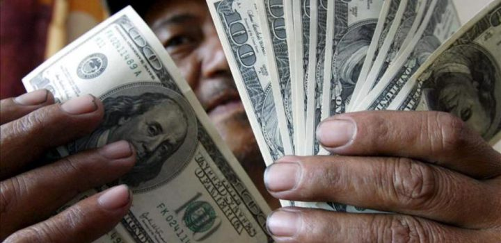 Flujo de remesas repuntan 5.3% en agosto: Banxico