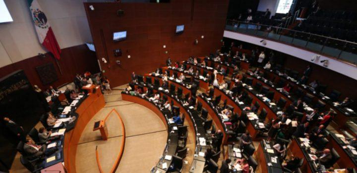 Senado aprueba en lo general la extinción de 109 fideicomisos; discuten reservas