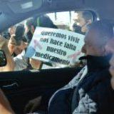 """""""Queremos vivir"""", reclaman a AMLO en BC"""