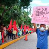Denuncian recortes de Morena al PEF 2021 en todo el país