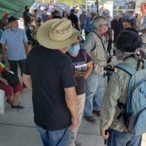 Campesinos de Morelos preparan plan de acción tras desalojo en acueducto