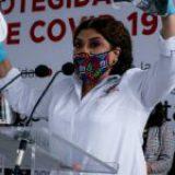Clara Brugada, alcaldesa de Iztapalapa, da positivo a Covid-19