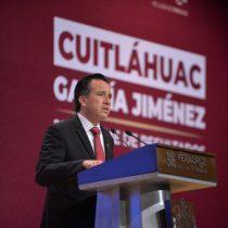 Cuitláhuac García viola la Constitución y auspicia la violencia política