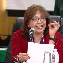 """Por recortes, """"deberían aplaudirnos"""": dice diputada de Morena"""