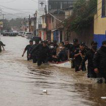 20 muertos por tormenta 'Eta' en Chiapas