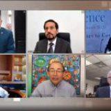 Otorga The Americas Conference of Universities reconocimiento al rector de BUAP