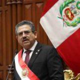 Manuel Merino renuncia a Presidencia interina de Perú
