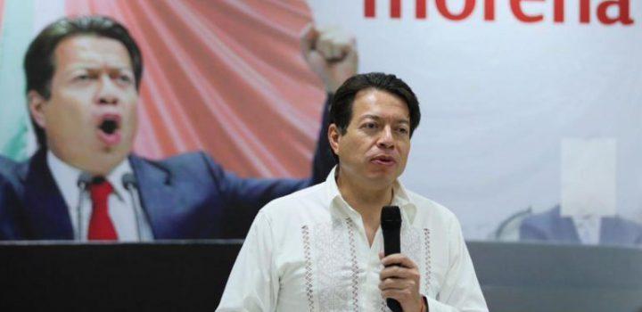 Morena va por reelección de sus diputados federales