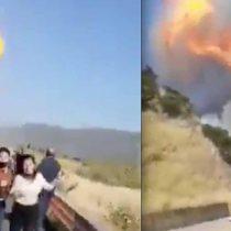 Estalla pipa en la Tepic-Guadalajara; hay 6 muertos