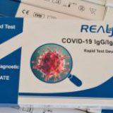 Decomisan 10 mil pruebas de Covid en aduana de Guadalajara