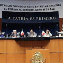 Senado avala modificaciones a fuero presidencial