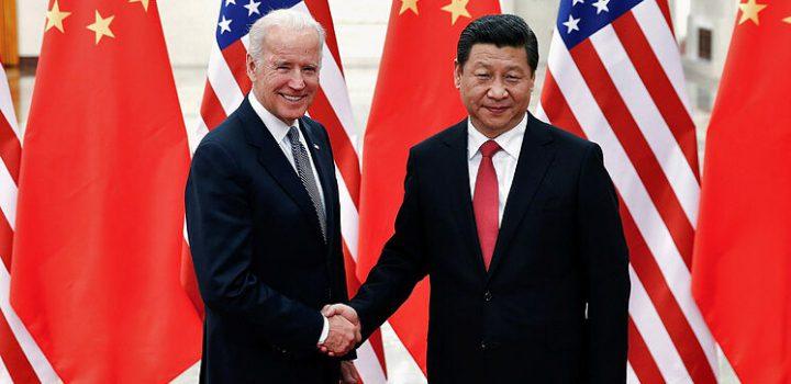 Presidente de China felicita a Biden por triunfo en EU