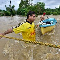 Inundaciones en Tabasco dejan 141 mil afectados