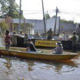 Suman 8 muertos en Tabasco por inundaciones