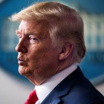 Trump amenaza con llevar elección a la Corte Suprema