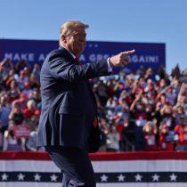 A 48 horas de la elección, Trump tendrá 12 eventos de campaña en estados claves