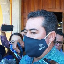 Durango a semáforo rojo; alcalde del Mezquital olvida a sus gobernados