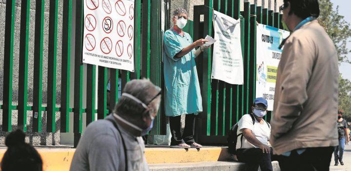 México suma 949 mil 197 casos de Covid-19