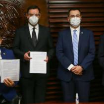 Zacatecas presenta iniciativa de ley para uso obligatorio de cubrebocas