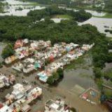 Lluvias dejan 27 muertos y 184,191 damnificados en el sureste de México
