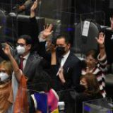 Morena negó etiquetar recursos para salud, seguridad pública y reactivación económica