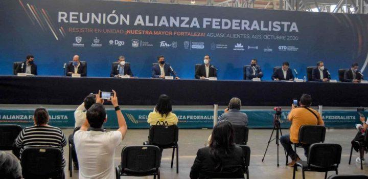 Alianza Federalista llama al diálogo a dos años del gobierno de AMLO