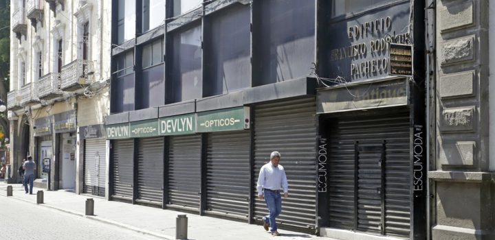 Desaparece un millón de negocios en 17 meses: Inegi