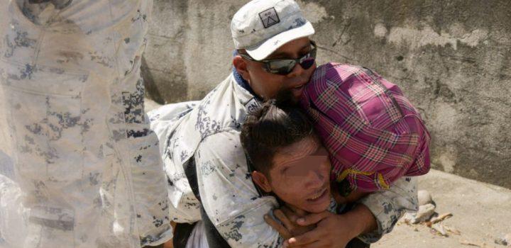 AMLO olvida represión en Chihuahua y en la frontera sur