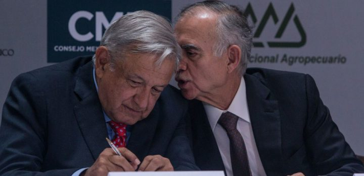 Alfonso Romo dejará la Oficina de la Presidencia