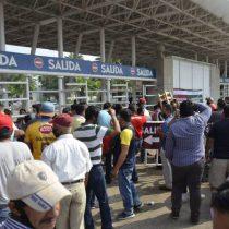 Un desastre: la entrega de apoyos a afectados de Tabasco