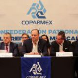 """Coparmex acusa al gobierno de AMLO de ser """"depredador de la confianza"""""""