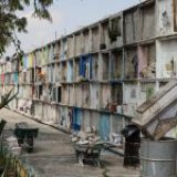 Cementerios de CDMX, saturados por nuevo pico de muertes por Covid-19