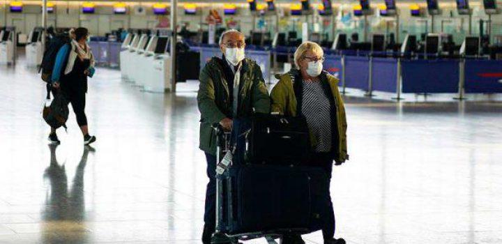 Biden ordena que viajeros internacionales cumplan cuarentena al llegar a EU
