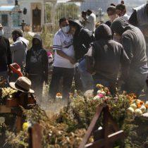 De enero a agosto, se registraron 108 mil muertes por Covid en México