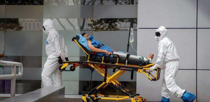 CDMX a la alza en hospitalizaciones por Covid-19