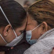 México suma 135 mil 682 muertes por Covid y un millón 556 mil contagios