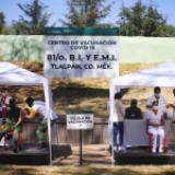 Vacunación en México: epidemia, urgencia, política y show