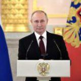 Putin ordena vacunación masiva contra Covid en Rusia a partir de la próxima semana