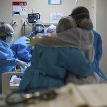 Hospitales Covid con ocupación al 100%