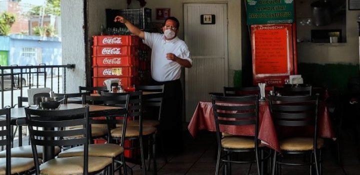 Concamin alerta por crisis de restaurantes en CDMX, Edomex y Puebla