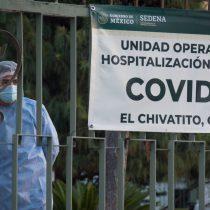 México suma más de 134 mil muertes por Covid-19