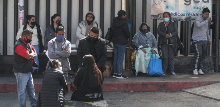 HRW evidencia fallas en estrategia contra Covid en México