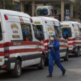 A 33 casos de escenario crítico en ocupación hospitalaria del Valle de México