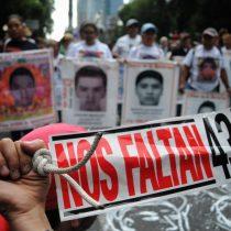 Presentan denuncia por filtración de documentos del caso Ayotzinapa