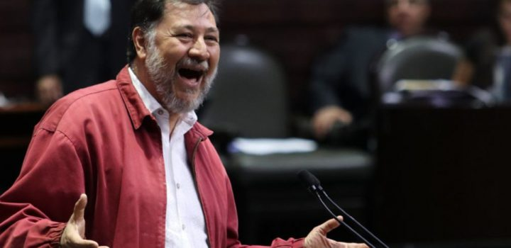 TEPJF: Gerardo Fernández Noroña cometió violencia política de género