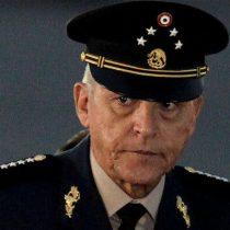FGR exonera al general Salvador Cienfuegos