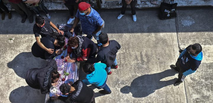 México suma 153 mil 639 defunciones por Covid-19