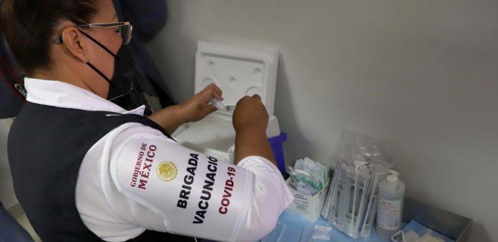 Brigadas Correcaminos, ¿inmunización o política electoral?