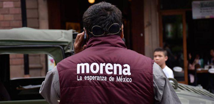 Caos en Morena mantiene en el limbo candidatura para SLP