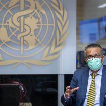 OMS urge a los países vacunar «lo más rápido posible»